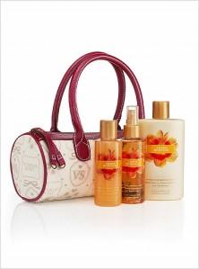 Amber Romance Small Classic Bag Set
