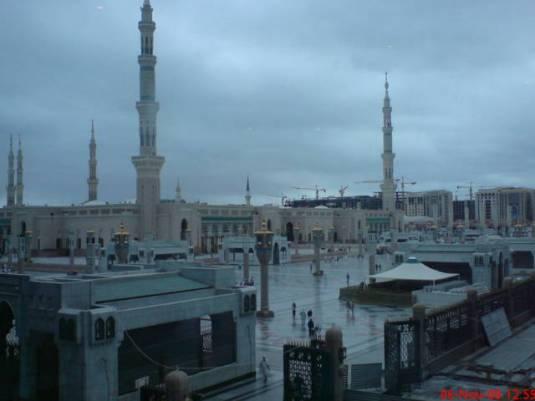 Masjid Nabawi @ Madinah